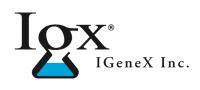 IGeneX logo