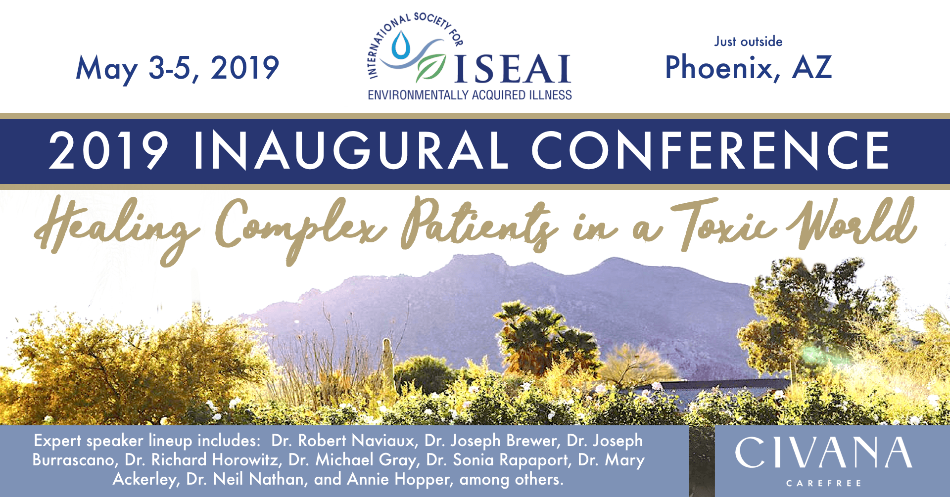 ISEAI 2019 Conference Event Banner