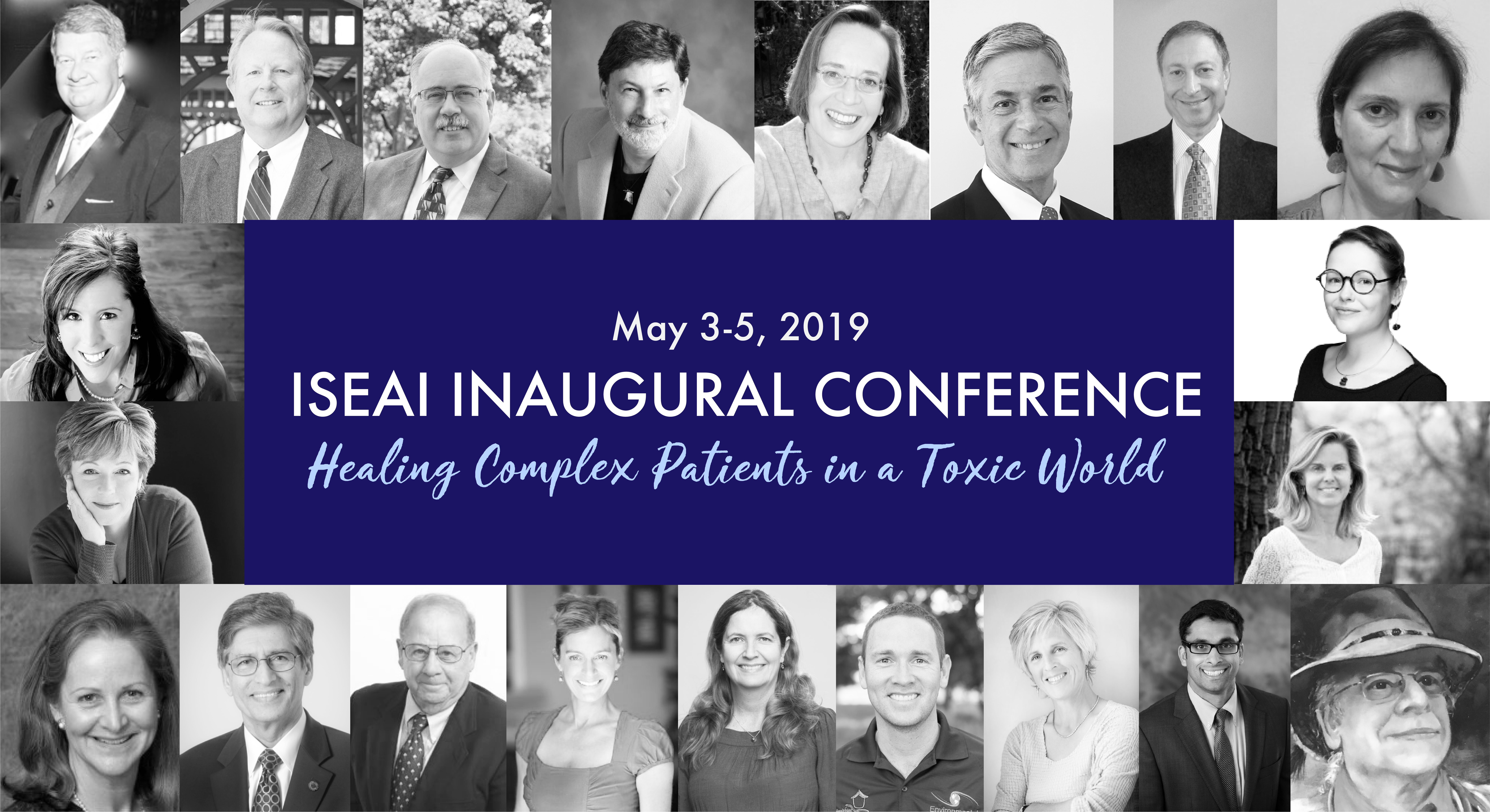 ISEAI 2019 Conference Speakers