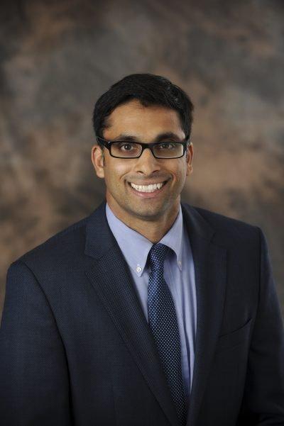 Nikhil Rao, MD headshot