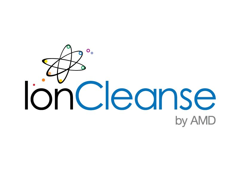 IonCleanse by AMD logo